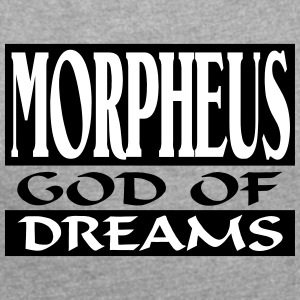 Morpheus_-_God_Of_Dreams - Frauen T-Shirt mit gerollten Ärmeln