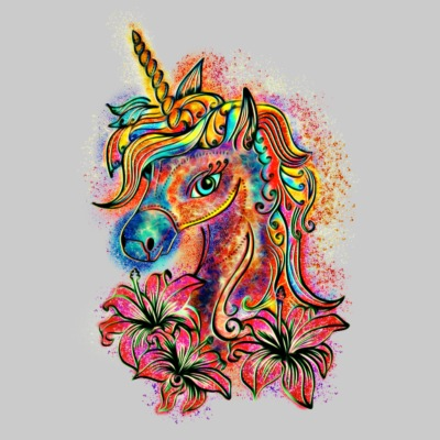 Unicornio, caballo, mágico,unicorn, fantasy, magic