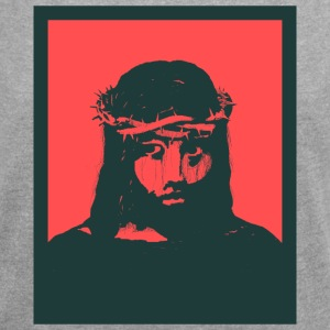 Jesus of Nazareth - Women's T-shirt with rolled up sleeves