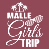 Malle Girls Trip - Women's T-shirt with rolled up sleeves