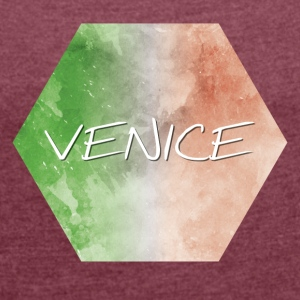 Venice - Venice - Women's T-shirt with rolled up sleeves