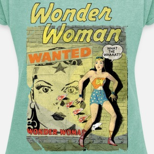 DC Comics Originals Wonder Woman Wanted Rétro