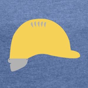 Hardhat - Women's T-shirt with rolled up sleeves