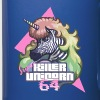 Super KILLER UNICORN 64 - Tasse einfarbig