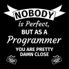 Nobody is Perfect, but as an Engineer you are Pret - Kubek jednokolorowy