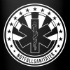 Ambulancier / Ambulance / Médecin / Hôpital - Mug uni