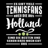 Tennis Holland  - Tasse einfarbig