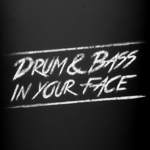 Drum & bass in your face / Party / Rave / Dj