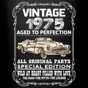 VINTAGE 1975-AGED TO PERFECTION
