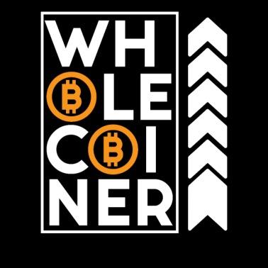 Los wholecoiners corresponden a las direcciones que poseen 1 ó mas bitcoin.