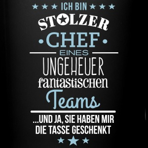 Ungeheuer fantastisches Team / Chef Edition