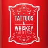 Tattoos & Whiskey make me frisky Tattoo T-shirt - Full Colour Mug