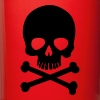 Pirate Skull - Trendy & Cool Skull - Tazza monocolore