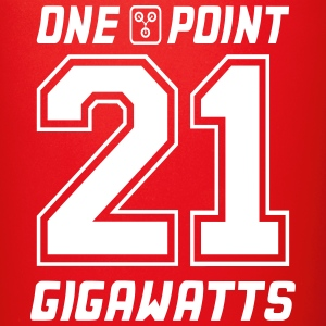 1.21 Gigawatts - Flux capacitor