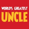 World's greatest uncle - Slim Fit T-skjorte for menn