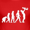 Evolution Of Dad Son - Men's Slim Fit T-Shirt
