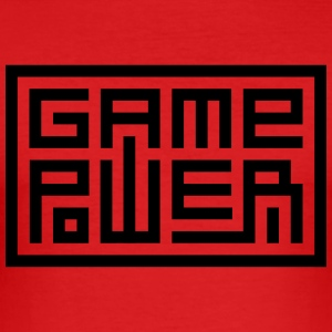 Game Power - Tee shirt près du corps Homme