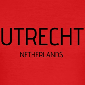 uTRECHT - Men's Slim Fit T-Shirt