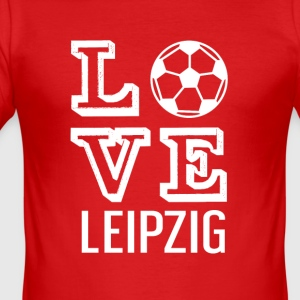 LOVE LEIPZIG - slim fit T-shirt