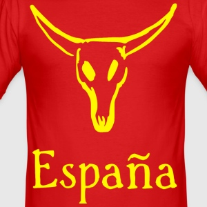 Espana - Slim Fit T-skjorte for menn