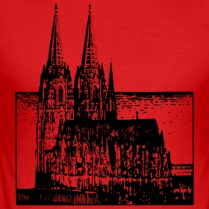 Kölle Collection - Slim Fit T-skjorte for menn