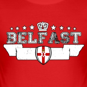 Belfast - Men's Slim Fit T-Shirt