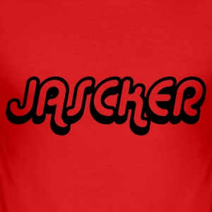 Jasckermerch1 - slim fit T-shirt