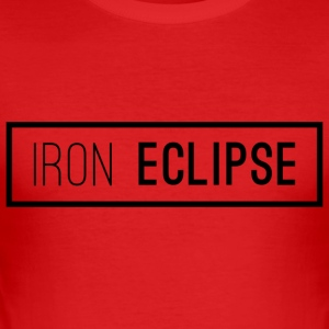 Iron Elcipse - Slim Fit T-skjorte for menn