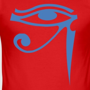 Eye of Isis - Herre Slim Fit T-Shirt