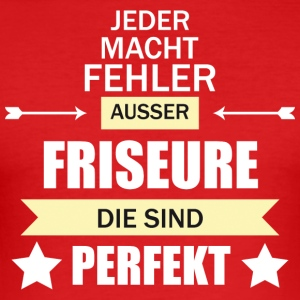 Friseure - Männer Slim Fit T-Shirt