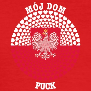 PUCK - Männer Slim Fit T-Shirt