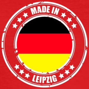 LEIPZIG - Herre Slim Fit T-Shirt