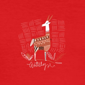 antilope - slim fit T-shirt