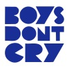BOYS DON'T CRY - slim fit T-shirt
