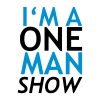 I am a one man show - Männer Slim Fit T-Shirt