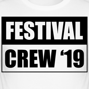 Festival Crew 19 - Men's Slim Fit T-Shirt