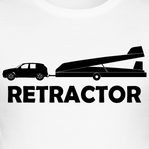 Returner Landing Glider - Men's Slim Fit T-Shirt