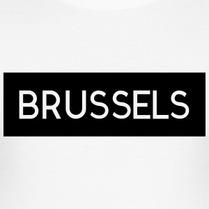 Brussels - slim fit T-shirt