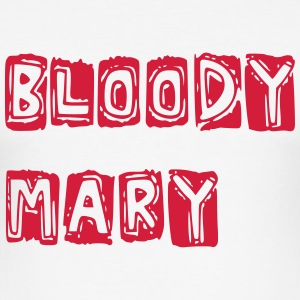 Bloody Mary - Männer Slim Fit T-Shirt