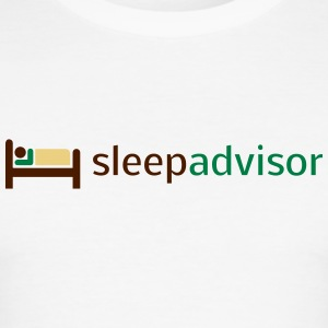 SleepAdvisor - Men's Slim Fit T-Shirt