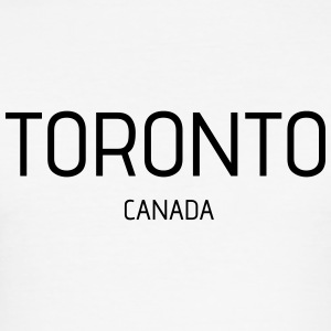 Toronto - Herre Slim Fit T-Shirt