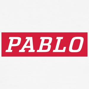 Pablo - Herre Slim Fit T-Shirt