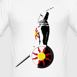 Solaire, Ridder af Astora - Herre Slim Fit T-Shirt