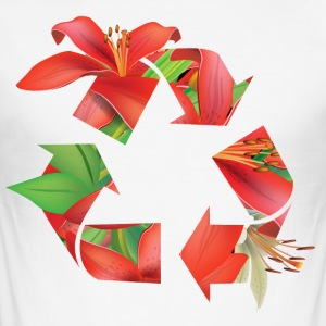 Recycle Nature - slim fit T-shirt