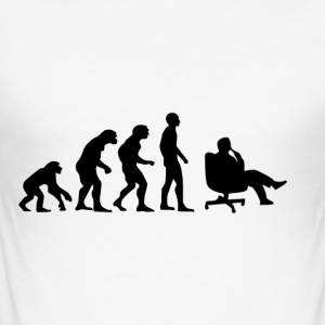 Evolution chefkontorer - Herre Slim Fit T-Shirt