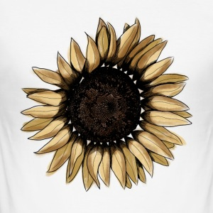 Sunflower byStray - Slim Fit T-skjorte for menn