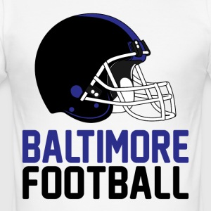 hjälm Baltimore - Slim Fit T-shirt herr
