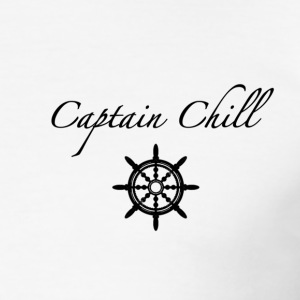 Captain Chill - slim fit T-shirt