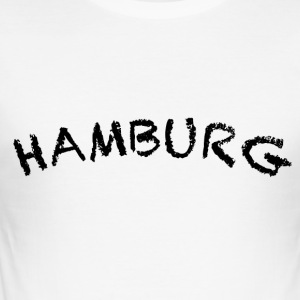 Hamburg - Slim Fit T-shirt herr