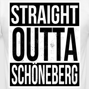 Straight Outta Schöneberg - slim fit T-shirt